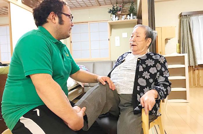 ケアリングの看護小規模多機能型居宅介護は単独訪問看護も開設